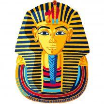 Kit de canevas pour enfant - Luc Créations - Ramses II