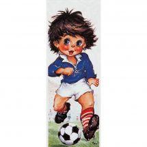 Canevas Pénélope  - Margot de Paris - Le football