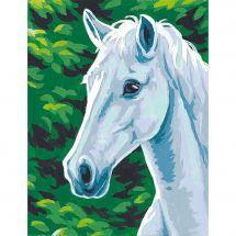 Kit de canevas pour enfant - Margot de Paris - Le cheval
