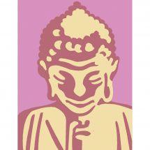 Kit de canevas pour enfant - Margot de Paris - Bouddha