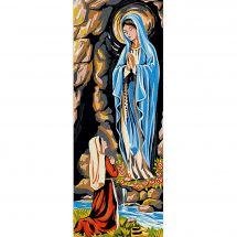 Canevas Pénélope  - SEG de Paris - Lourdes