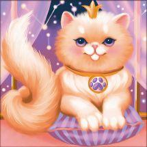 Kit de broderie Diamant - Diamond Painting - Princesse perse