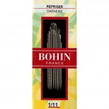 Aiguilles à coudre - Bohin - Aiguilles à repriser main n°1 à 11