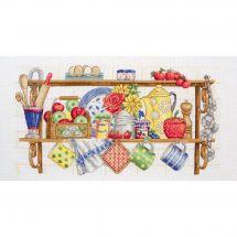 Kit point de croix - Anchor - L'étagère de la cuisine