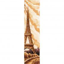 Kit de marque-pages à broder - Andriana - Paris