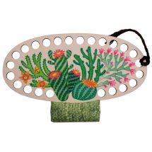 Trieur de fils - RTO - Cactus avec pique aiguilles