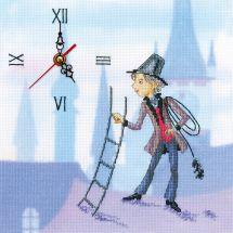 Kit de pendule à broder - RTO - Pendule à broder - Le ramoneur