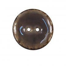 Boutons 2 trous - LMC - Lot 2 boutons - 25 mm