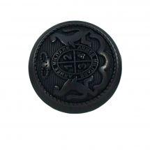 Boutons à queue - LMC - Lot 2 boutons - 25 mm