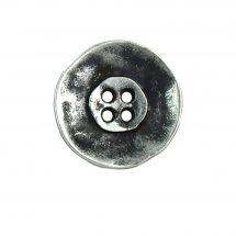 Boutons 4 trous - LMC - Lot 3 boutons - 22 mm