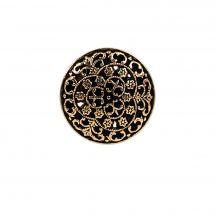 Boutons à queue - LMC - Lot 4 boutons - 18 mm