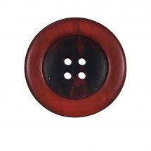Boutons 4 trous - LMC - Lot 2 boutons - 27 mm