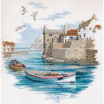 Kit point de croix - Bothy Threads - Port isolé