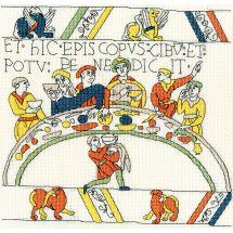Kit point de croix - Bothy Threads - La fête de l'évêque
