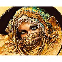 Kit de broderie Diamant - Collection d'Art - Trésor d'Orient