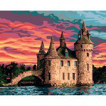 Canevas Pénélope  - Collection d'Art - Le château