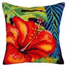 Kit de coussin gros trous - Collection d'Art - Hibiscus