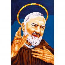 Canevas Pénélope  - Collection d'Art - Padre Pio