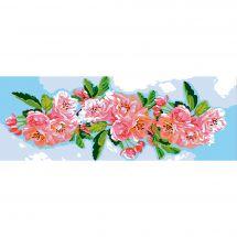 Canevas Pénélope  - Collection d'Art - Fleurs de cerisier