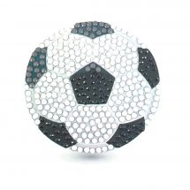 Sticker broderie Diamant - Crystal Art D.I.Y - Autocollant - Football