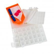 Accessoires Diamant - Crystal Art D.I.Y - Kit accessoires