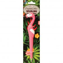 Accessoires Diamant - Crystal Art D.I.Y - Stylo broderie diamant - Flamant rose