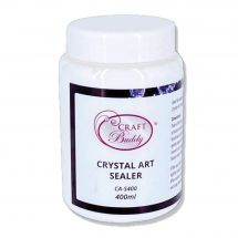 Colle Diamant - Crystal Art D.I.Y - Colle pour broderies diamants - 400 ml