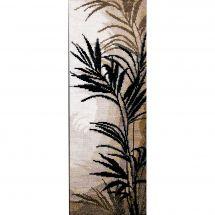Kit point de croix - Charivna Mit - Feuilles de palmier II