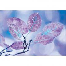 Broderie Crystal  - Charivna Mit - Matin violet