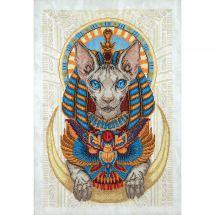 Kit point de croix avec perles - Charivna Mit - Légendes d'Egypte