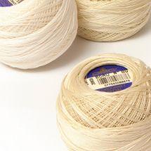 Fil à crocheter - DMC - N° 100 cordonnet à crocheter - Article 151