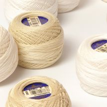 Fil à crocheter - DMC - N°40 cordonnet à crocheter - Article 151