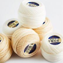 Fil à crocheter - DMC - N°80 cordonnet à crocheter - Article 151