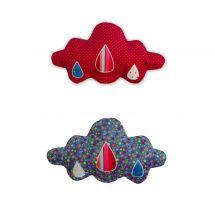 Kit créatif couture - Collection privée - Nuage