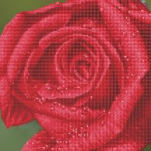 Kit de broderie Diamant - Diamond Dotz - Rosée