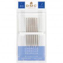 Aiguilles à broder - DMC - Aiguilles à broder chenille n°20