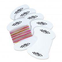 Trieur de fils - DMC - Lot de 6 cartelettes