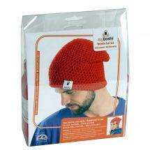 Kit à crocheter - DMC - Kit de crochet bonnet Myboshi débutant