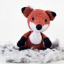 Kit à crocheter - Hoooked  - Fergie le renard