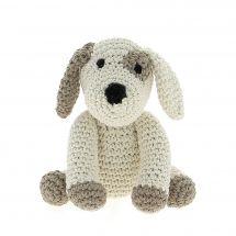 Kit à crocheter - Hoooked  - Milie le chien