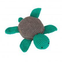 Kit à crocheter - Hoooked  - Jake la tortue