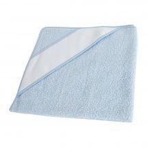 Accessoires à broder pour bébé  - DMC - Sortie de bain à broder bleu