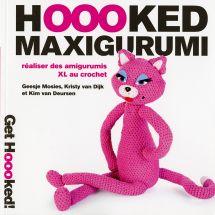 Livre - Hoooked  - Réaliser des amigurumis XL au crochet