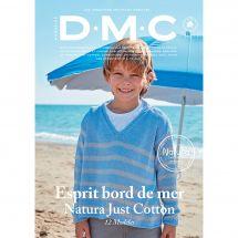 Livre - DMC - 12 Modèles Natura Just Cotton