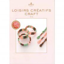 Livre diagramme - DMC - Livre de loisirs créatifs craft au crochet