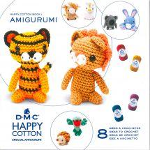 Livre - DMC - 8 idées à crocheter - Happy Cotton 1