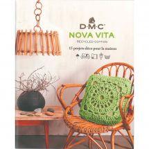Livre - DMC - 15 projets déco pour la maison NOVA VITA