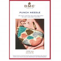 Fiche créative - DMC - Pochette - Punch Needle