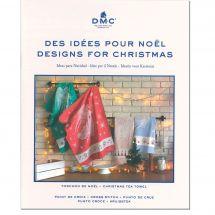 Livre diagramme - DMC - Idées à broder spécial Noël
