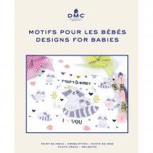 Livre diagramme - DMC - Idées à broder motifs bébés